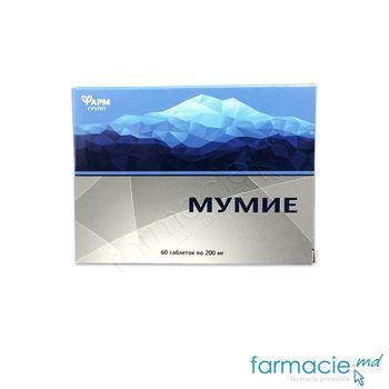 купить Mumie comp.200mg N60 в Кишинёве
