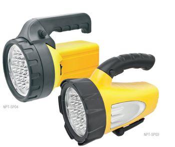 купить LED NPT-SP03-ACCU Прож 19LED аккум 4В, 3Ач. в Кишинёве