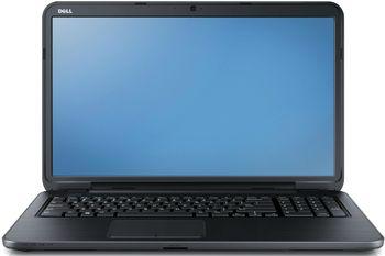 """DELL Inspiron 15 3000 Black (3552), 15.6"""" HD (Intel® Celeron® Dual Core N3060 up to 2.48GHz (Braswell), 4Gb DDR3 RAM, 500Gb HDD, Intel® HD Graphics 400, DVDRW, CardReader, WiFi-N/BT4.0, 4cell, HD720p Webcam, RUS, Ubuntu, 2.2kg)"""