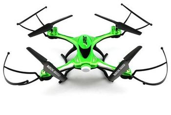 Drone JJRC H31Waterproof, Remote Control: 2.4GHz Wireless Remote Control, Battery: 3.7V 400mAh Lipo Battery, Flying Time: 8~10mins, Charging Time.: About 60mins