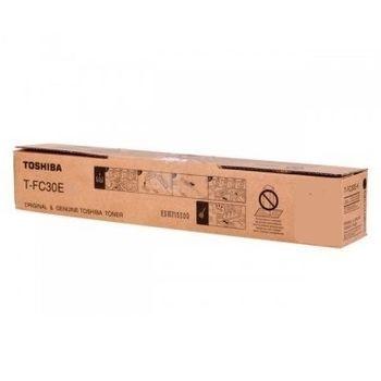 Toner Toshiba T-FC30EK Black, (xxxg,appr. 32 000 pages 10%) for e-STUDIO 2051C,2551C,2050C,2550C