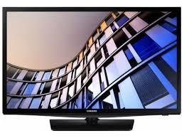 """24 """"LED телевизор Samsung UE24N4500AUXUA, Черный (1366x768."""