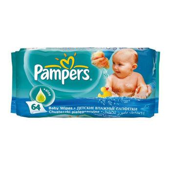cumpără Pampers Baby Wipes Fresh Aloe N64 în Chișinău