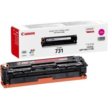Cartridge Canon 731 (HP CF213A (131A)), magenta (1500 pages) for LBP7100C/ 7110C, MF-8230/8280 & HP LaserJet Pro 200 Color