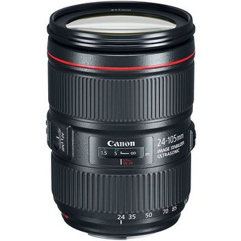Zoom Lens Canon EF 24-105 mm f/4.0 L IS II USM