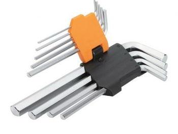 купить Набор шестиграннных ключей - 9шт (1,5-10мм) TOLSEN в Кишинёве