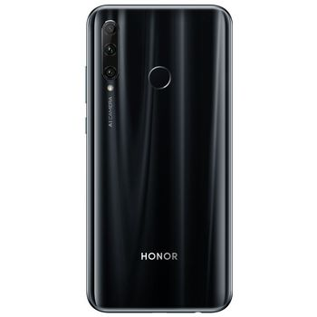 купить Huawei Honor 20 lite 4/128 Duos,Black в Кишинёве