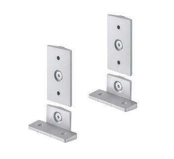 cumpără CLOS-IT set cleme pentru dulap, argintiu în Chișinău
