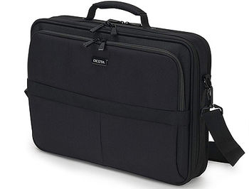 "Dicota D31439 Multi Plus SCALE Notebook Case 14""-15.6"" Black (geanta laptop/сумка для ноутбука)"