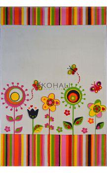 Ковёр EKOHALI Eko Kids 462 Cream Pink