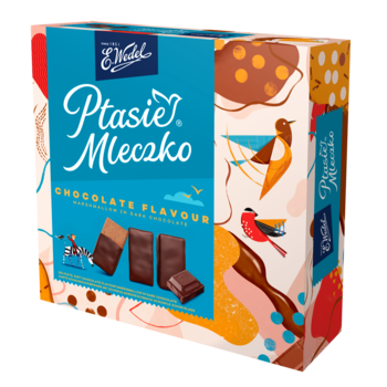 Шоколад Wedel PM Chocolate, 360г