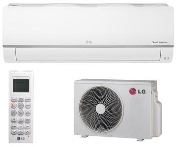 Кондиционер тип сплит настенный Inverter LG PM09SP 9000 BTU