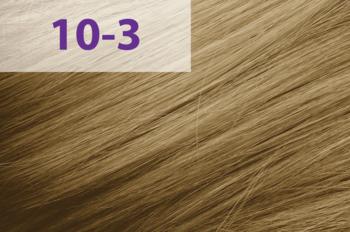 Краска для волос,ACME jNowa Siena CS, 90 мл., 10/3 - золотистый яркий блонд