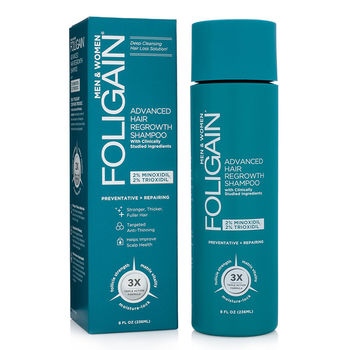 FОLIGAIN ADVANCED REGROWTH SHAMPOO MEN & WOMEN