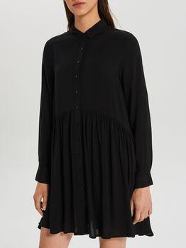 Платье CROPP Чёрный wf681-99m