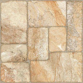 Keros Ceramica Керамогранит Stone Beige 33.3x33.3см