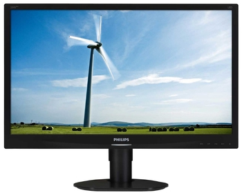 ЖК Монитор PHILIPS 231S4LCB Black