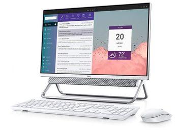 """Dell AIO Inspiron 5400 (23.8"""" FHD WVA Touch  Core i7-1165G7 2.8-4.7GHz,16GB, 256GB+1TB,MX330,W10Pro)"""