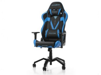 Gaming Chair DXRacer Valkyrie GC-V03-NB, Black/Blue