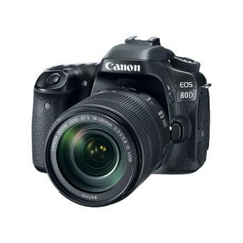 DC Canon EOS 80D & EF-S 18-135 IS nano USM