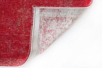 купить Ковёр ручной работы LOUIS DE POORTERE Fading World Medallion 9147 Cherry в Кишинёве