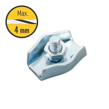 Соединитель проводов 2-4 мм, простой