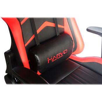 купить Marvo Chair CH-106 Red в Кишинёве