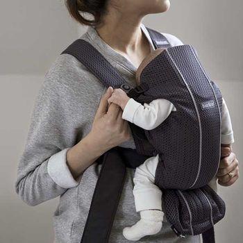 купить BabyBjorn Анатомический мультифункциональный рюкзак 3D Mesh в Кишинёве