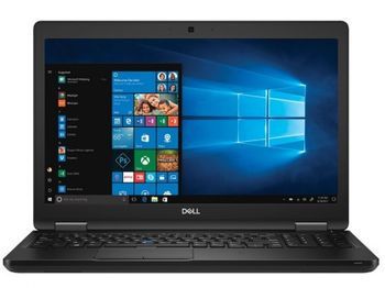 DELL Latitude 5591 Black, 15.6'' FullHD IPS +W10Pro (Intel® Core™ i5-8400H up to 4.3GHz, 8GB DDR4 RAM, 256GB SSD, Intel UHD 630 Graphics, no ODD, CR, WiFi-AC/BT4.0, HDMl, VGA, USB-C, 4cell, HD Webcam, Win 10 Pro, 1.93 kg)