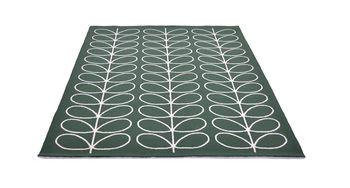 купить Авторские ковры ручной работы ORLA KIELY OUTDOOR linear Steam Jade 460507 в Кишинёве