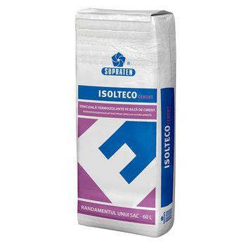 Supraten Штукатурка цементная Isolteco Cement 60л