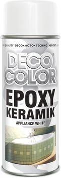 купить Эмаль-спрей д/ванн EPOXY Keramik  DECO COLOR 400мл (30440) в Кишинёве