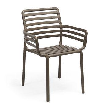 Кресло Nardi DOGA ARMCHAIR TABACCO 40254.53.000 (Кресло для сада и террасы)