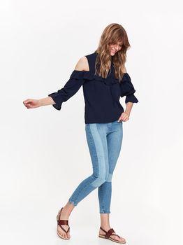 Блуза TOP SECRET Темно синий