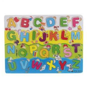 cumpără Puzzle din lemn Alfabet în Chișinău