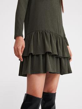 Платье RESERVED Хаки