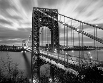 Картина напечатанная на холсте - Картина Мост 0001 / Печать на холсте
