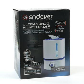 cumpără Umidificator ultrasonor Endever Oasis 170-171 în Chișinău