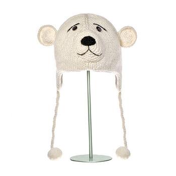 купить Шапка взрослая Knitwits Pee Wee The Polar Bear Pilot Hat, A1899 в Кишинёве