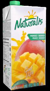 Naturalis bautura piersici-mango 2 L