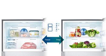 купить Холодильник SAMSUNG RT53K6330EF/UA Ivory в Кишинёве