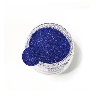 Глиттер полиэстровый (Сапфировый) Artline Poly Glitter (10 г)