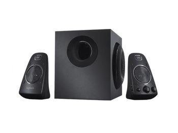 купить Speakers   Logitech Z623, 2.1/200W RMS, THX Certified, в Кишинёве
