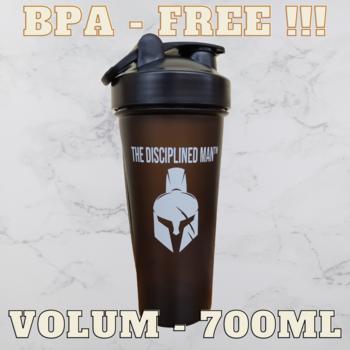 Качественный шейкер «TDM» для белковой смеси (без BPA)