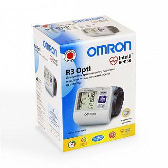 купить Запястный автоматический тонометр OMRON R3 Opti в Кишинёве