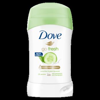 купить Антиперспирант Dove Fresh Cucumber, 40 мл в Кишинёве