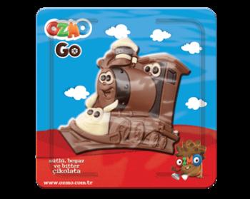 Шоколад Ozmo Go 30г