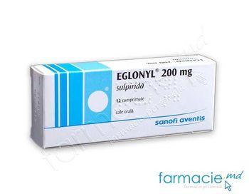 купить Eglonil comp. 200mg N12 в Кишинёве