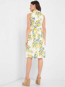 Платье ORSAY Белый/ Желтый 470214