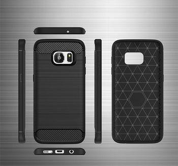 купить Чехол ТПУ Samsung Galaxy A750 armor case, Black в Кишинёве